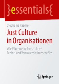 Cover Just Culture in Organisationen