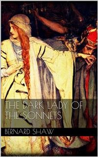 Cover The Dark Lady of the Sonnets