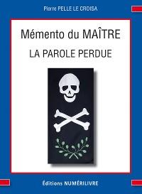 Cover Mémento du Maître