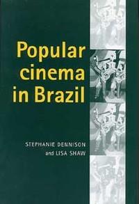 Cover Popular cinema in Brazil, 1930–2001