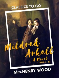 Cover Mildred Arkell
