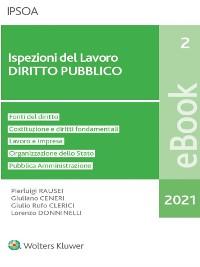Cover Ispezioni del lavoro - diritto pubblico