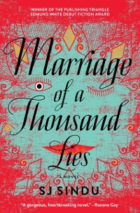 Cover Marriage of a Thousand Lies