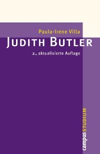 Cover Judith Butler