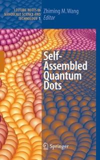 Cover Self-Assembled Quantum Dots