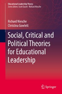 Cover Social, Critical and Political Theories for Educational Leadership