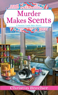 Cover Murder Makes Scents