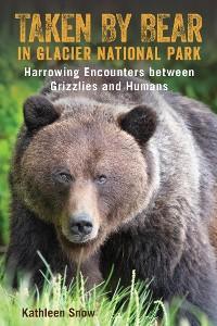 Cover Taken By Bear in Glacier National Park