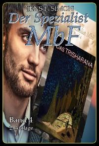 Cover Das TRISHARANA (Der Spezialist MbF 4)