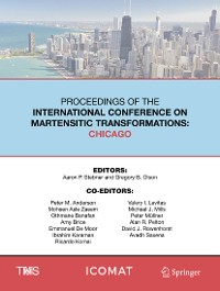 Cover Proceedings of the International Conference on Martensitic Transformations: Chicago