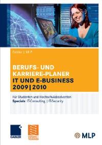 Cover Gabler | MLP Berufs- und Karriere-Planer IT und e-business 2009 | 2010