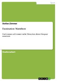 Cover Faszination Marathon
