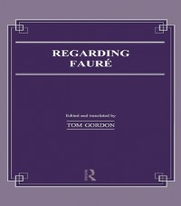 Cover Regarding Faure