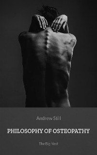 Cover Philosophy of Osteopathy