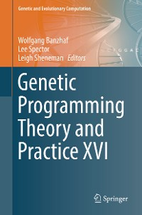 Cover Genetic Programming Theory and Practice XVI