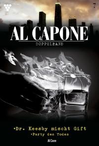 Cover Al Capone Doppelband 7 – Kriminalroman