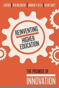 Cover Reinventing Higher Education
