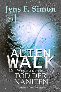 Cover Tod der Naniten (ALienWalk 29)