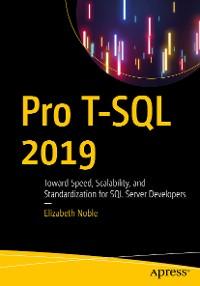 Cover Pro T-SQL 2019
