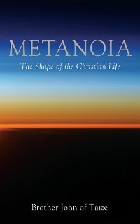 Cover Metanoia