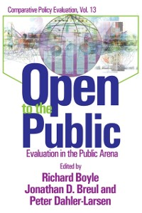Cover Open to the Public