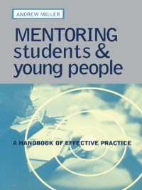Cover Mentoring Students and Young People