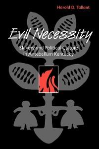 Cover Evil Necessity