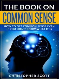 Cover The Book On Common Sense