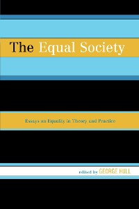Cover The Equal Society