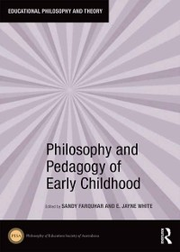 Cover Philosophy and Pedagogy of Early Childhood