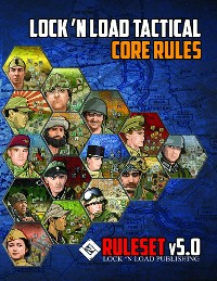 Cover Lock 'n Load Tactical Core Rules v5.0
