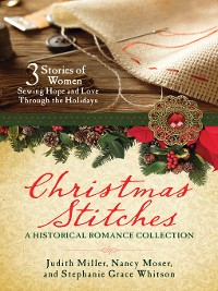 Cover Christmas Stitches