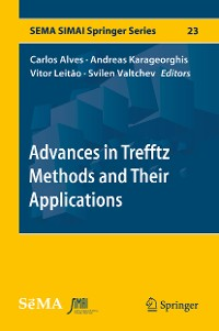 Cover Advances in Trefftz Methods and Their Applications
