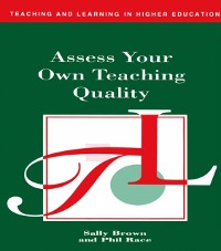 Cover Assess Your Own Teaching Quality