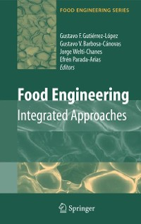 Cover Food Engineering: Integrated Approaches