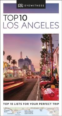 Cover DK Eyewitness Top 10 Los Angeles