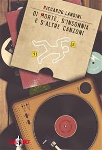 Cover Di morte, d'insonnia e d'altre canzoni
