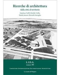Cover Ricerche di architettura dalla città al territorio
