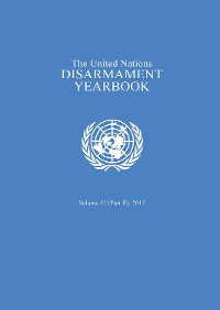 Cover United Nations Disarmament Yearbook 2017: Part II