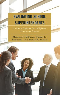 Cover Evaluating School Superintendents