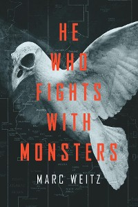 Cover He Who Fights with Monsters