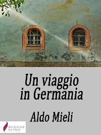 Cover Un viaggio in Germania