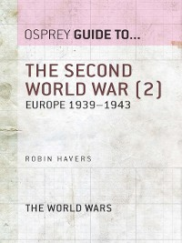 Cover The Second World War, Volume 2