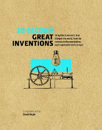 Cover 30-Second Great Inventions