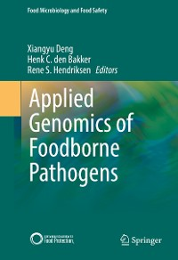 Cover Applied Genomics of Foodborne Pathogens