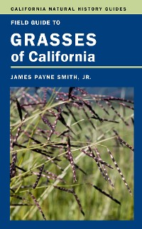 Cover Field Guide to Grasses of California