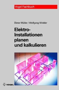 Cover Elektro-Installationen planen und kalkulieren
