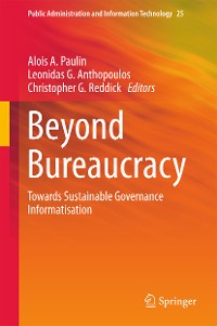 Cover Beyond Bureaucracy