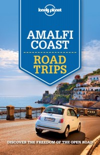 Cover Lonely Planet Amalfi Coast Road Trips