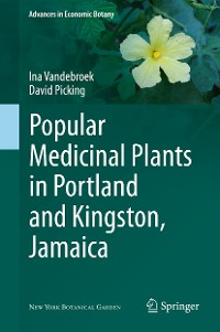 Cover Popular Medicinal Plants in Portland and Kingston, Jamaica